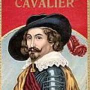 Cavalier Art Print