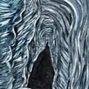 Cave 2 Art Print