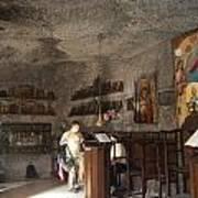 Cave Chapel Art Print