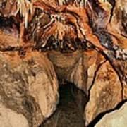 Cavern Path Art Print