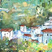 Cazorla 03 Art Print