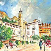 Cazorla 04 Art Print