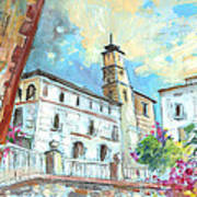 Cazorla 05 Art Print