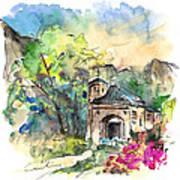 Cazorla 07 Art Print