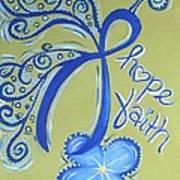 Cc Hope Art Print