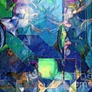 Celestial Sea Art Print