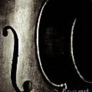 Cello Piece Art Print