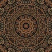 Celtic Blossom K12-og-4 Art Print