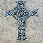 Celtic Cross IIi Art Print