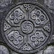 Celtic Cross Symbolism Art Print