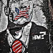 Censorship Expressed Mural Art Print