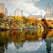 Central Park #1 Art Print