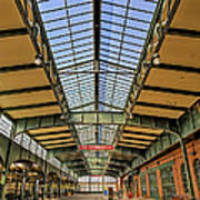 Central Railroad Of New Jersey Crrnj Art Print