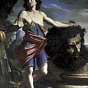 Cerrinigiovanni Domenico 1609-1681 Art Print by Everett
