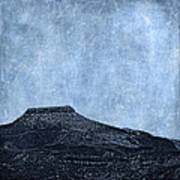 Cerro Pedernal Art Print