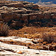 Chaco Canyon Art Print