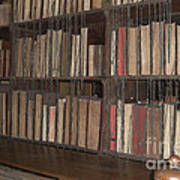 Chained Library At Hereford Cathedral Art Print