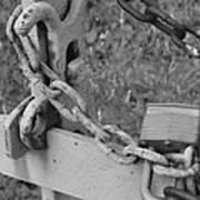 Chained Soul Art Print