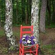 Chair Of The Grand Elf Art Print