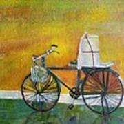 Chaiwallah Art Print