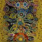 Chakra Shield Art Print