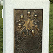 Challenger Monument Art Print