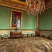 Chamber Of Versailles Art Print