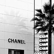 Chanel On Rodeo Drive Art Print