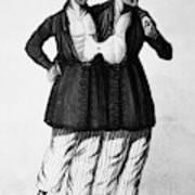 Chang And Eng (1811-1874) Art Print