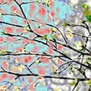Change To Spring Art Print