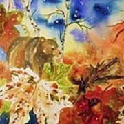 Changing Of The Seasons Art Print