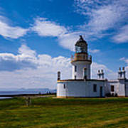 Chanonry Point Lighthouse Art Print