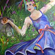 Chanterella Art Print