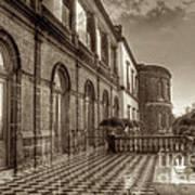 Chapultepec Castle Art Print