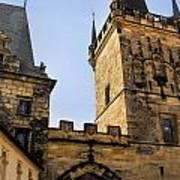 Charles Bridge Prague Art Print