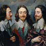 Charles I Art Print
