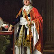 Charles Louis Francois Letourneur 1751-1817 1796 Oil On Canvas Art Print