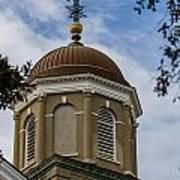 Charleston Round Dome Art Print