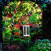 Charleston's Charm And Hidden Gems  Art Print