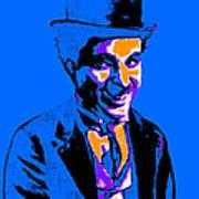 Charlie Chaplin 20130212m145 Art Print