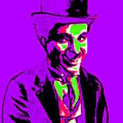 Charlie Chaplin 20130212m78 Art Print