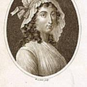Charlotte Corday Art Print