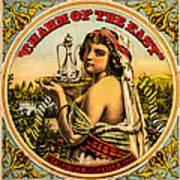 Charm Of The East Art Print