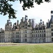 Chateau Chambord - France Art Print