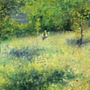 Chatou After Renoir Art Print