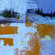 Chatter Four Art Print