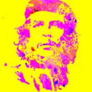 Che Guevara 2a Art Print