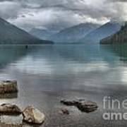 Cheakamus Lake - Squamish British Columbia Art Print