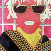 Cheap Sunglasses Art Print by Diane Fine