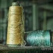 Cheap Threads Art Print